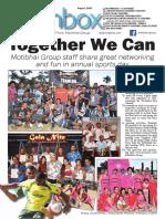 Motibhai Group Newsletter August 2017