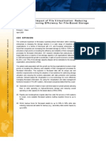 IDC Economic Impact Report April 2001