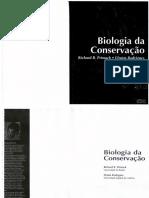 Biologia Da Conservação - Primack & Rodrigues