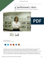 El 'coaching' profesional y ético