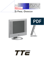 RCA TTE LCD Panel Overview Technical Training Manual