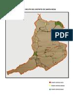Mapa de Delito