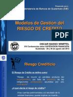 Modelos Avanzados en La Gestión Del Riesgo de Crédito (1)