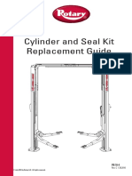 Cylinder and Seal Kit Replacment Guide