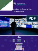 Curso TIC Aplicada a La Educacion