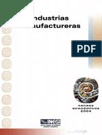 Industrias Manufactureras Censos Económ