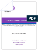 2008 Introduccion a La Demencia Por Cuerpos de Lewy