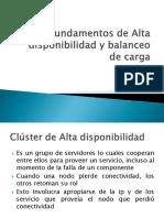 Fundamentos de Alta disponibilidad y balanceo de carga.pdf