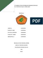 Penghitung Tempat Parkir Otomatis Berbasis Mikrokontroler Dengan Menggunakan Atmega8535
