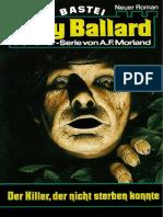 [Ballard Tony] Der Killer, Der Nicht Sterben Konnte