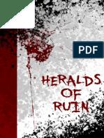 Heralds of Ruin 4.0 Rulebook