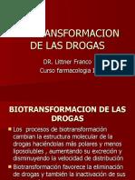 Biotransformacion de Las Drogas (2)