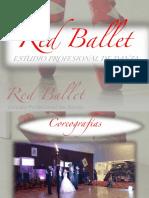 Servicios Red Ballet XV 2017