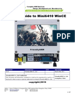 User Guide to Mini6410 WinCE 041611