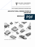 arch design studio iii march 2017