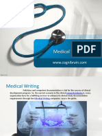 Medical Writing PDF