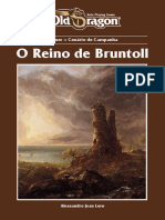 O Reino de Bruntoll - Old Dragon
