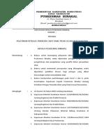 8.2.2.c SK Pelatihan Petugas Penyedia Obat Yg Tidak Memenuhi Syarat