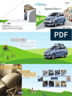 Ertiga Accessories Brochure