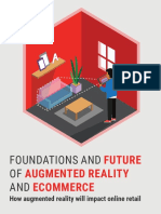 Augmented Reality and Ecommerce