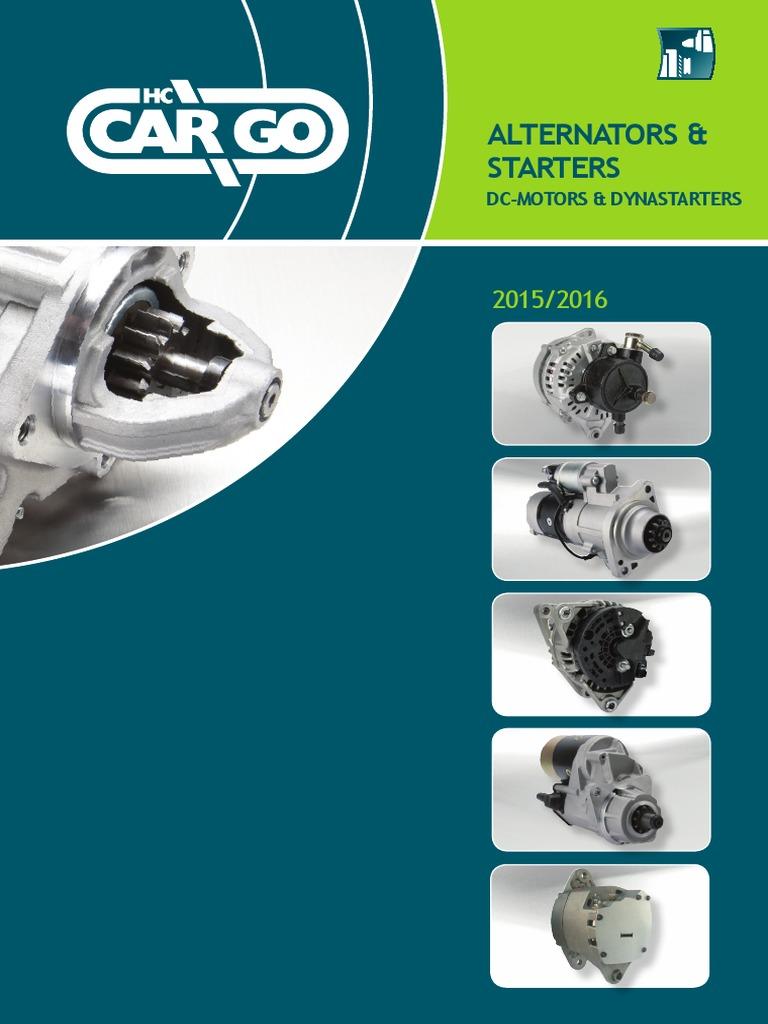 Alternators & Starters_2015-2016