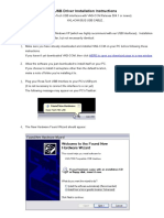 VAG.COM 409.2 USB Driver Installation.doc
