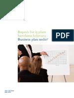 Başarılı Bir Iş Planı Hazırlama Klavuzu1