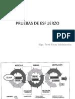 Clase Pruebas de Esfuerzo Rene Rivas