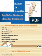 Best Business to Start in Chhattisgarh, India