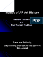 Themes of AP Art History (2)