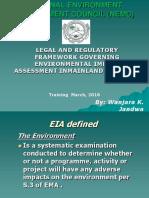 Eia Process in Mailand Tanzania