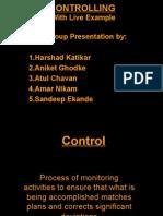Management Functions-Controlling | Internal Control | Market Liquidity