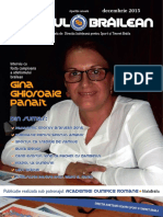 Revista Sportul Brailean, Nr7, 2015