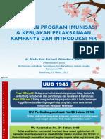 Kebijakan Imunisasi  dan MR Jabar 2017.ppt