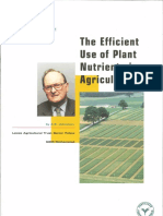 1995 IFA Efficientuseplantnutients