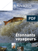 165 Eau & Rivières 165 - Octobre 2013 - Spécial Poissons Migrateurs