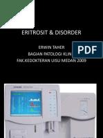 Eritrosit & Disorder