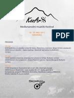 KozArs Program 2017