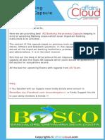 Banking Awareness Capsule by Affairscloud Newww