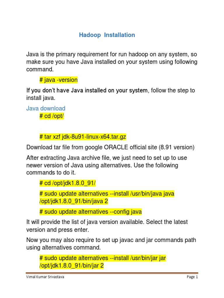 java oracle archive 8