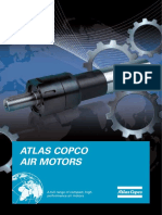 Atlas Copco Air Motors UK