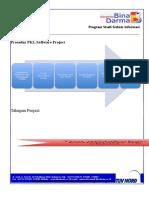 Format Penulisan Software Project