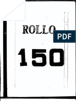 Rollo 150 Informantes Abril Mayo 1987