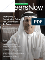 Promoting a Sustainable Future for Generations to Come by Dubai Electricity and Water Authority (DEWA)