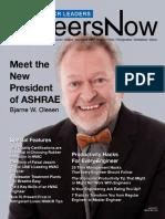 Meet the New President of ASHRAE, Bjarne W. Olesen