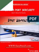 Port Security Concept in (ROMAN URDU)