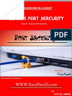 Port Security Concept in (ROMAN URDU)