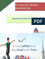 Student Visa Consultants in Chandigarh