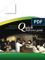 CoT CRM Quick Reference Guide for Customers - [CareBooklet]