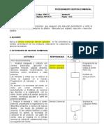 Pr01-Gc Procedimiento de Gestion Comercial